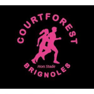 Logo COURTFOREST Brignoles Hors stade